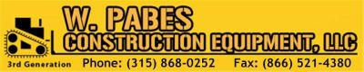 William Pabes Construction Equipment LLC.