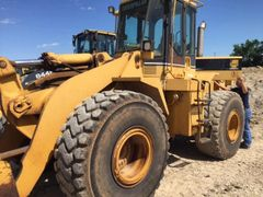 1994 Cat 950F Wheel Loader