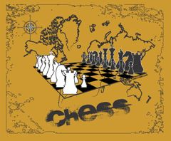MAP Chessography
