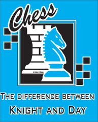 Chess - The Difference Between Knight & Day
