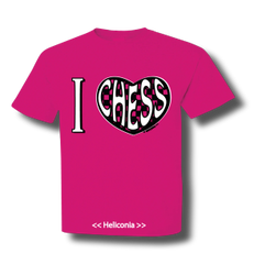 I Heart/ Love Chess