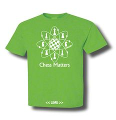 Chess Matters - White Matter