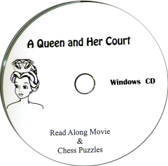 A Queen & Her Court - CD