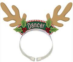 Santa's Reindeer Antlers Headbands