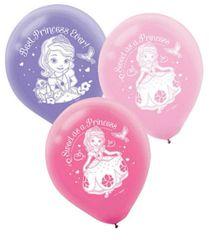 Disney© Sofia The First Printed Latex Balloon