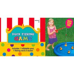 Duck Fishing Game, 7pc