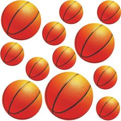 Basketball Value Pack Assorted Cutouts