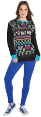 Hanukkah Ugly Sweater - Adult