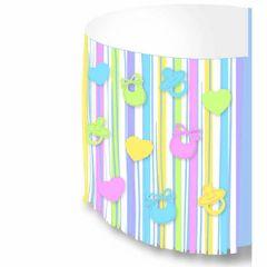 Baby Shower Table Skirt