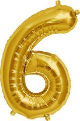 """16"""" NUMBER 6 GOLD – PKG"""