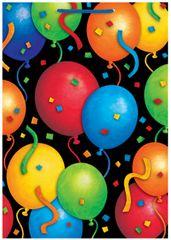 Birthday Balloons Jumbo Gift Bag