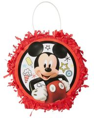 ©Disney Mickey on the Go Pinata Party Favor Container