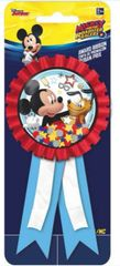 ©Disney Mickey on the Go Confetti Pouch Award Ribbon