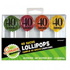 """40"" Lollipop Favors"