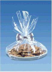 """Clear Cello Tray Bags, 18"""" x 16"""""""