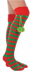 Elf Boot Socks