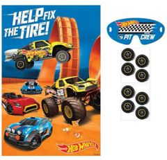 Hot Wheels Wild Racer™ Party Game