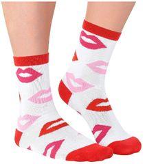 Lips Crew Socks