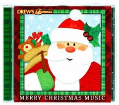 Drew's Famous Merry Christmas Cd