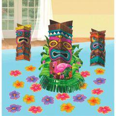 Tiki Table Decorating Kit