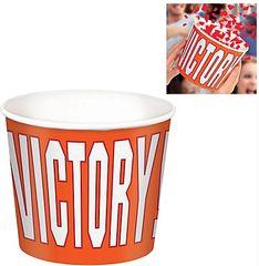 Football Victory Dump Bucket
