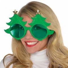 Christmas Tree Glasses
