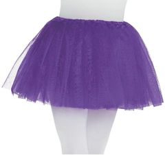 Child's Purple Tutu