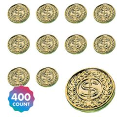 Gold Coins, 400ct