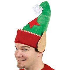 Jolly Felt Elf Hat