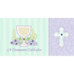 Tiny Twinklers Communion Day Invitations