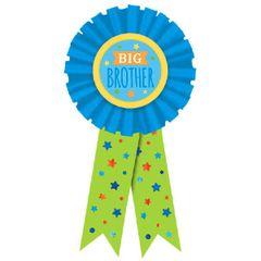 Big Brother Award Ribbon