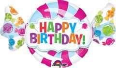 "Sweet Shop Candy Super Shape Balloon 40"""