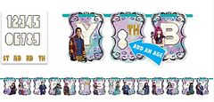 ©Disney Descendants 2 Ribbon Letter Banner
