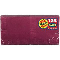 Berry Beverage Napkins 125ct