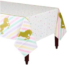 Unicorn Sparkle Table Cover