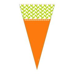 Carrot-Shaped Cello Bag