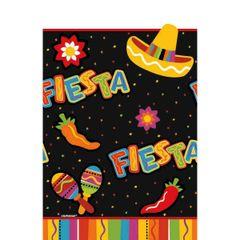 Fiesta Fun Paper Table Cover
