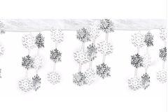 Let It Snow Plastic & Foil Hanging Ceiling Decorations