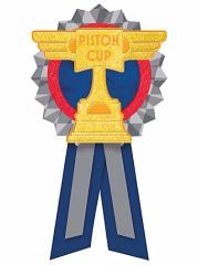 ©DISNEY CARS 3 Confetti Pouch Award Ribbon