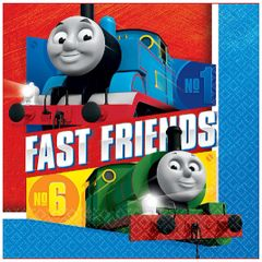 Thomas All Aboard Lunch Napkins, 16ct