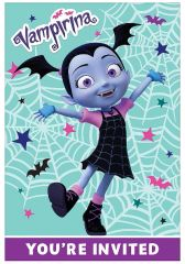 ©Disney Vampirina Postcard Invitations, 8ct