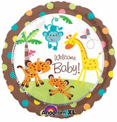 Fisher Price Welcome Baby 18in