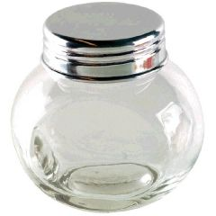 Glass Cruet Wedding Favor Containers, 12ct