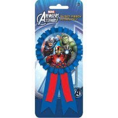 Avengers™ Confetti Pouch Award Ribbon