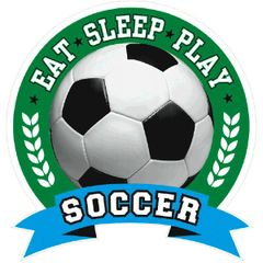 Soccer Decal Favor