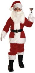 Santa Suit - Boy Medium (8-10)
