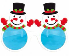 Christmas Snowman Sunglasses