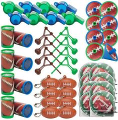 Championship Football 48-piece Value Favor Pack