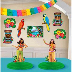 Summer Luau Decorating Kit