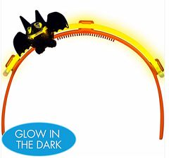 Bat Glow Headband